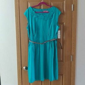 Dresses & Skirts - Teal blue dress